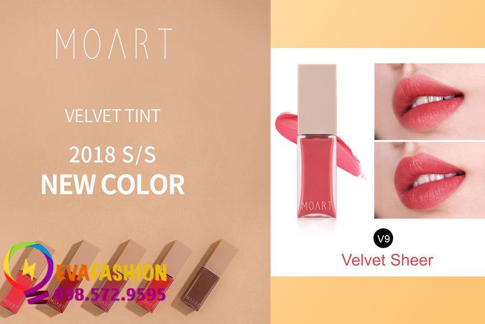 Moart Velvet Tint V9 - Velvet Sheer