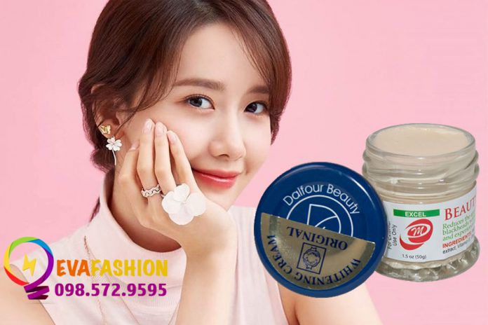 Kem dưỡng St. Dalfour Beauty Whitening Excel Cream
