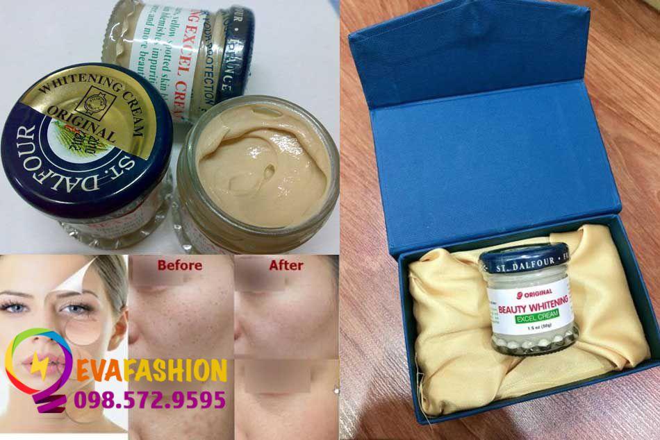 Kem trị nám St. Dalfour Beauty Whitening Excel Cream