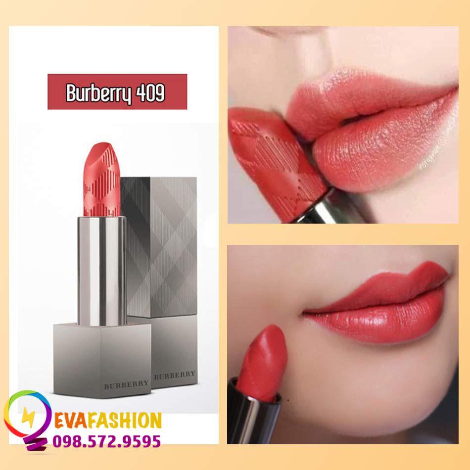 Hình ảnh son Burberry Lip Velvet