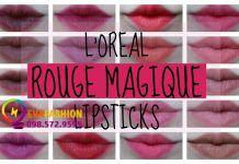 Hình ảnh son L'Oreal Paris Rouge Magique