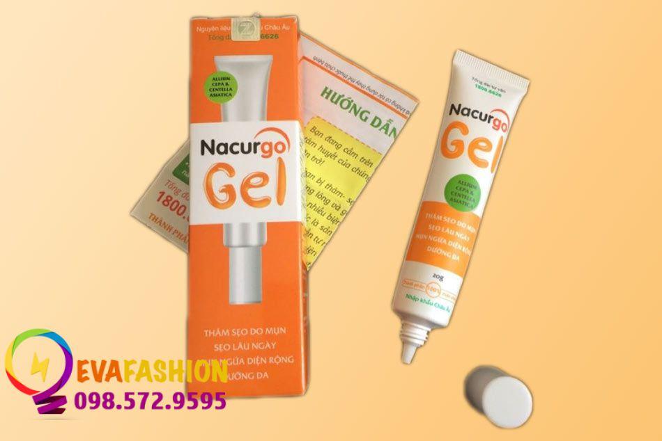Hình ảnh Nacurgo Gel