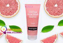 Hình ảnh Sữa rửa mặt Sữa rửa mặt Neutrogena Oil Free Acne Wash Pink Grapefruit
