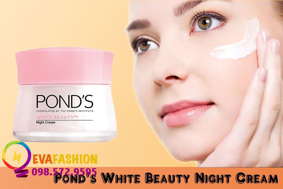 Hình ảnh kem dưỡng da Pond's White Beauty Night Cream