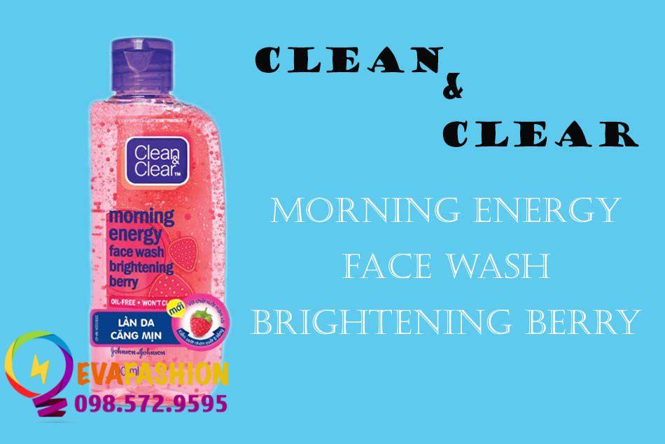 Hình ảnh Sữa rửa mặt Clean and Clear
