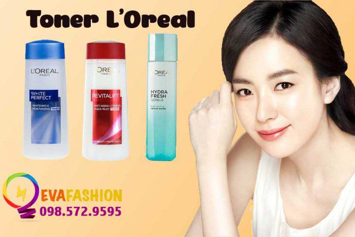 Toner L'Oréal