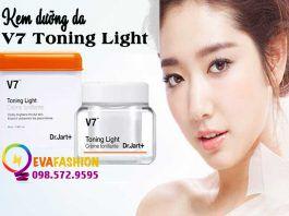 Kem dưỡng da V7 Toning Light