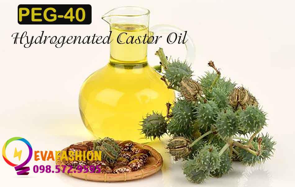 Hình ảnh PEG-40 Hydrogenated Castor Oil
