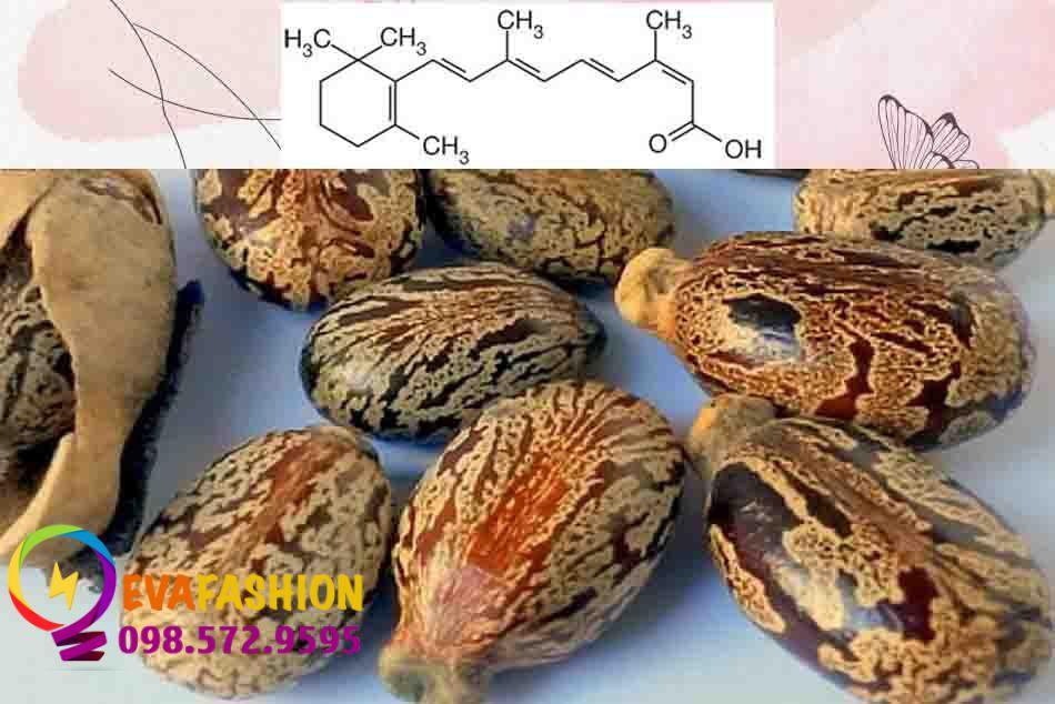Công thức hóa học Hình ảnh PEG-40 Hydrogenated Castor Oil