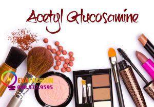 Hình ảnh Acetyl Glucosamine