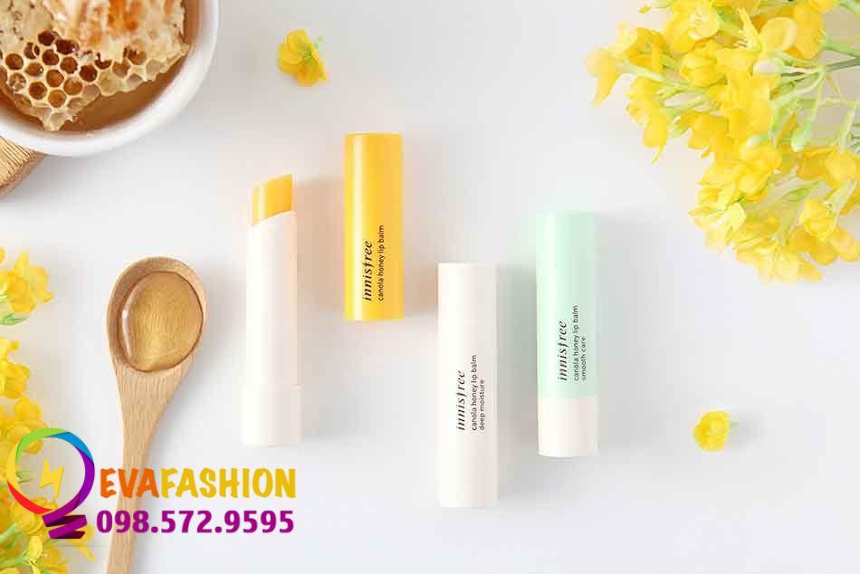 Son dưỡng môi Innisfree Canola Honey Lip Balm