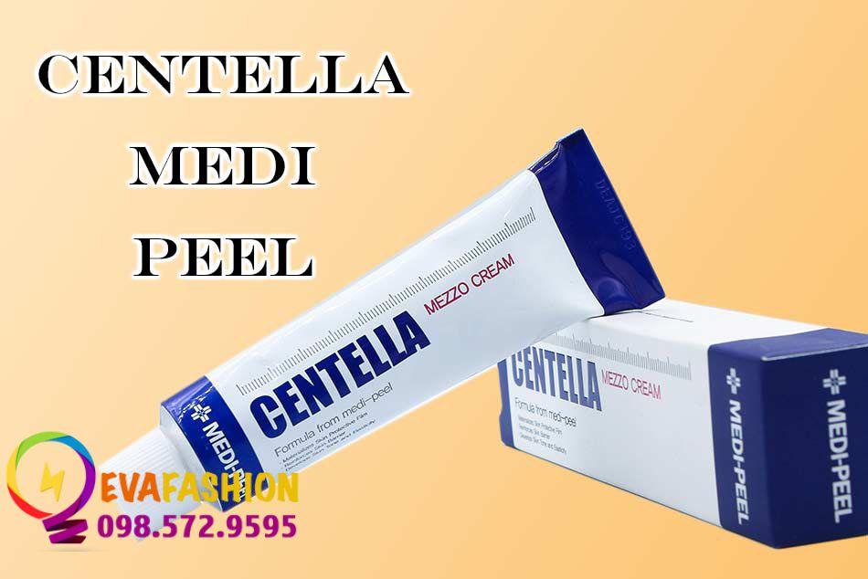 Hình ảnh Kem trị mụn Centella Medi Peel
