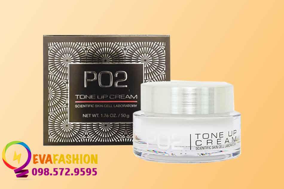 Hình ảnh kem dưỡng da Oroche Po2 Tone Up Cream
