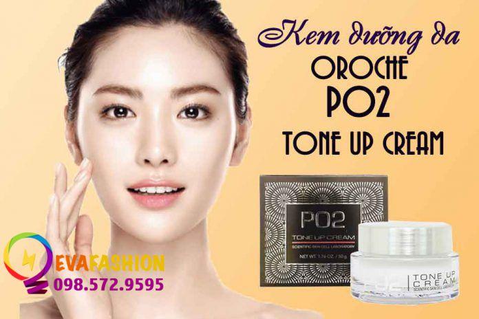 Kem dưỡng da Oroche Po2 Tone Up Cream