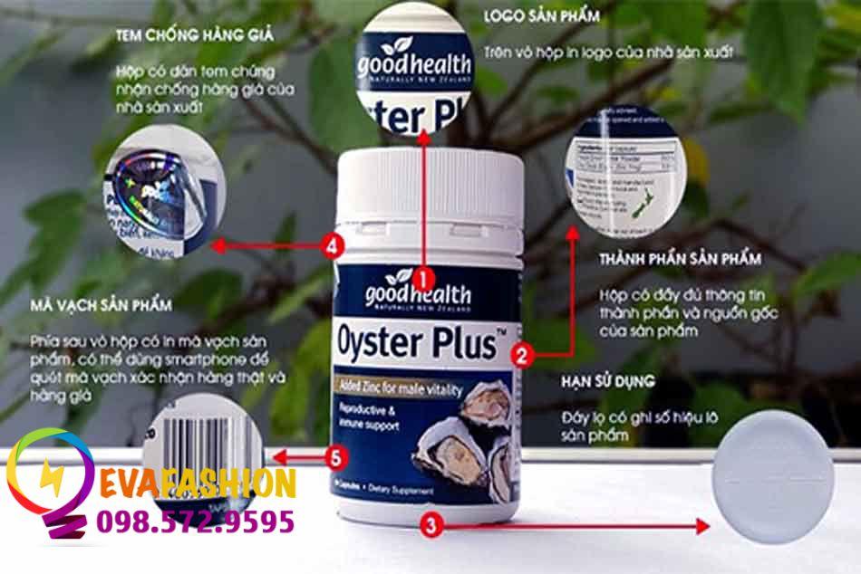 Phân biệt Oyster Plus hàng thật - hàng giả