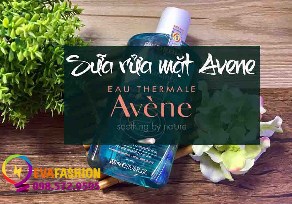 Hình ảnh sữa rửa mặt Avene
