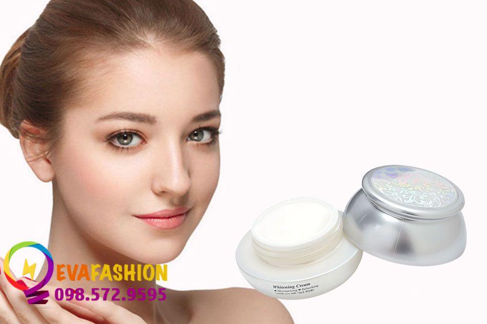 Bergamo Whitening EX Cream đem lại làn da trắng sáng