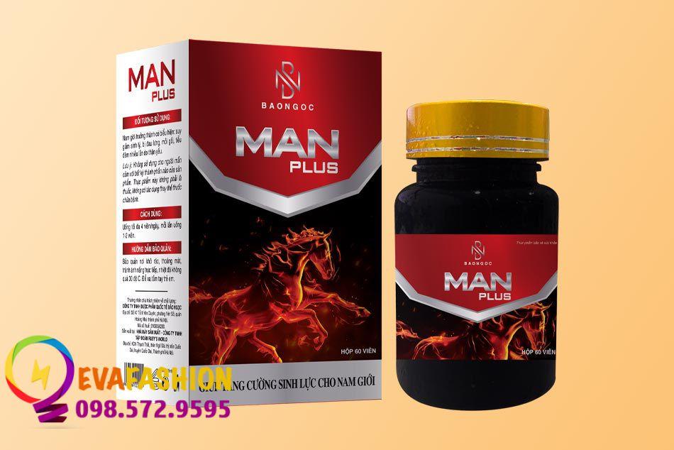 Viên uống tăng cường sinh lý Manplus