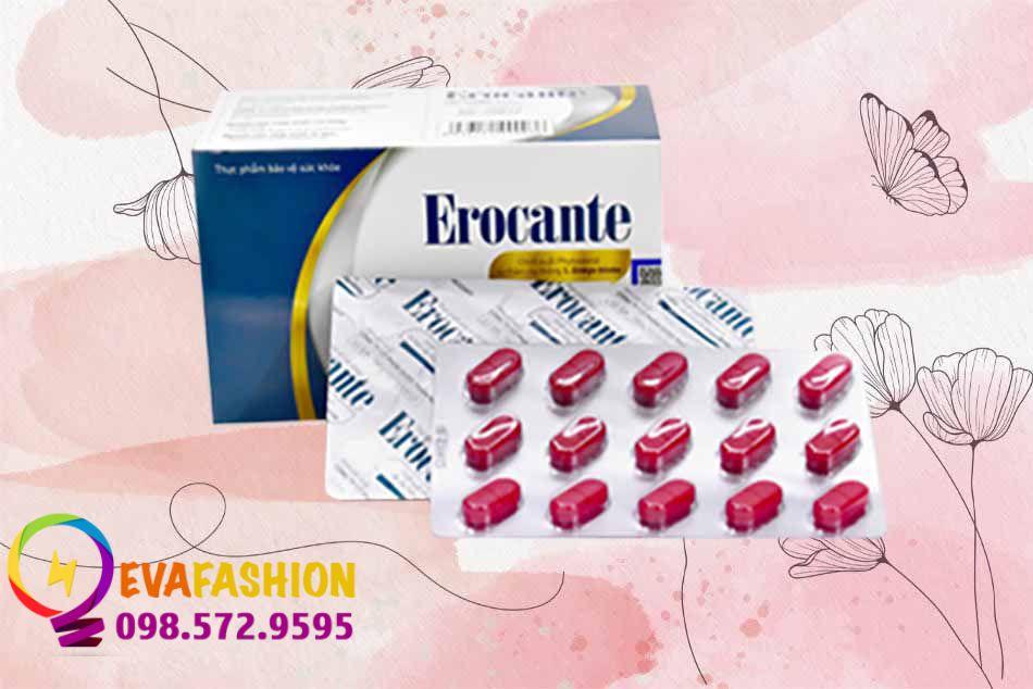Viên uống Erocante