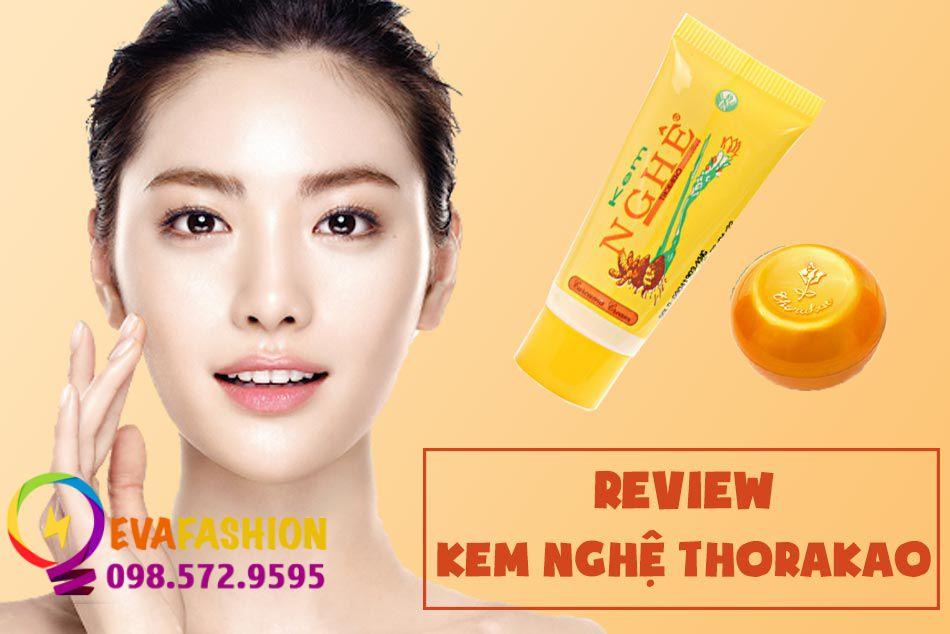 Review kem nghệ Thorakao
