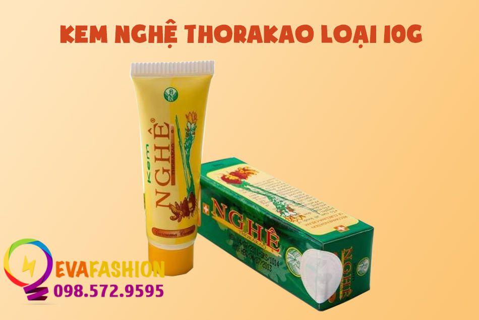 Hình ảnh tuýp kem nghệ Thorakao dạng 10g