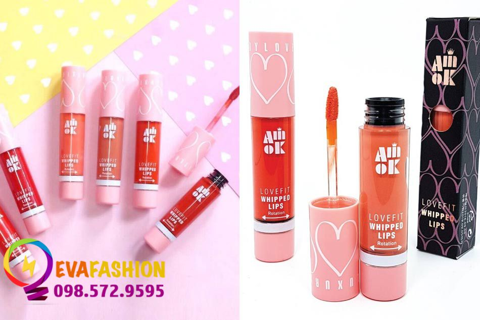 Son Amok Lovefit Whipped Lips