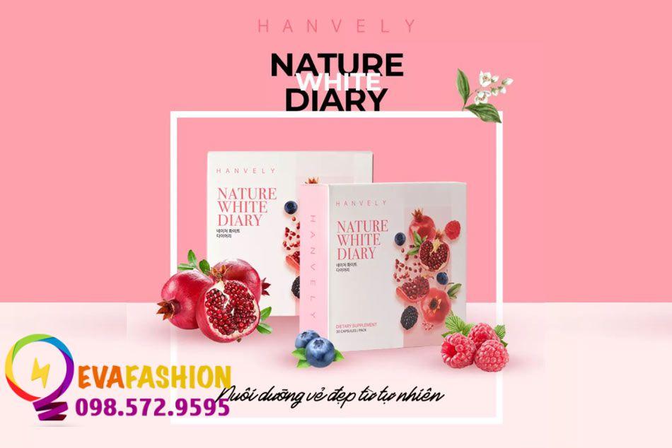 Nature White Diary
