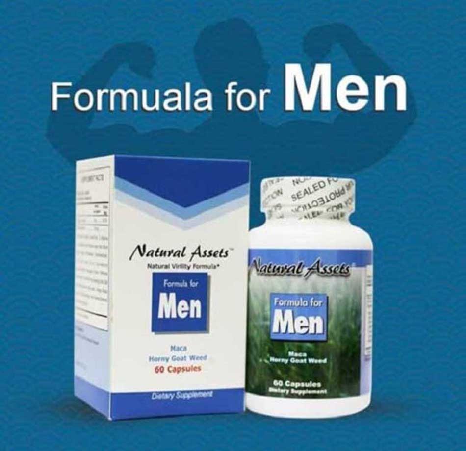 Sản phẩm Formula Formen có bán tại trungtamthuoc.com