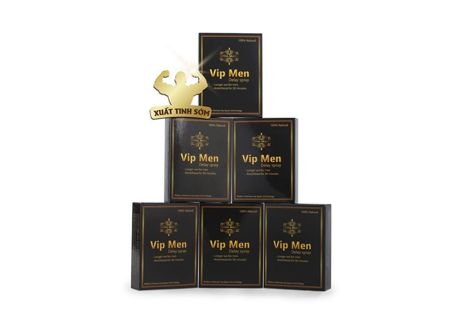 Thành phần của Vip Men có tác dụng gì?