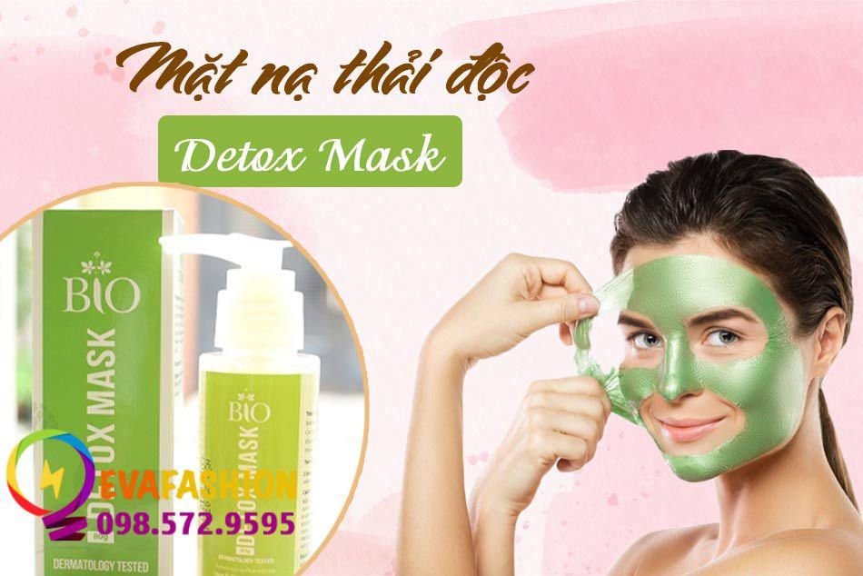 Mặt nạ thải độc Bio Detox Mask
