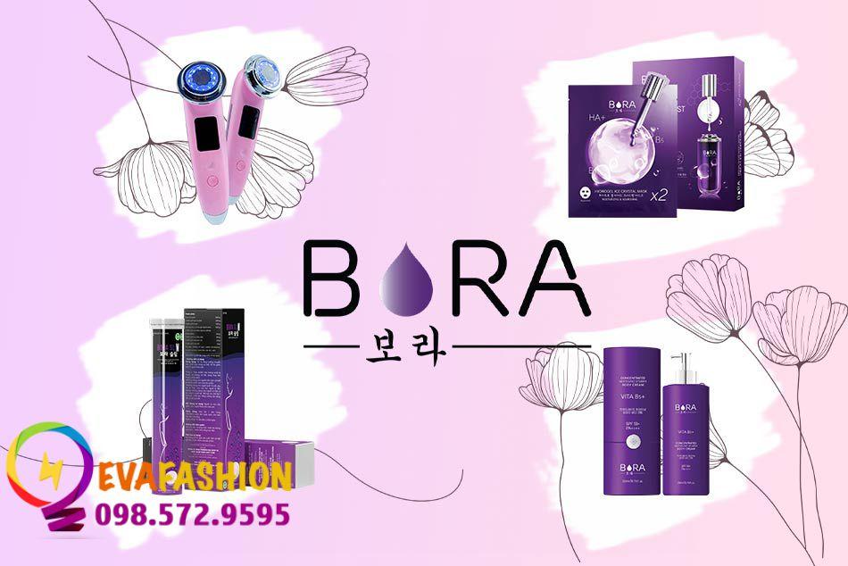Thương hiệu Bora Cosmetics
