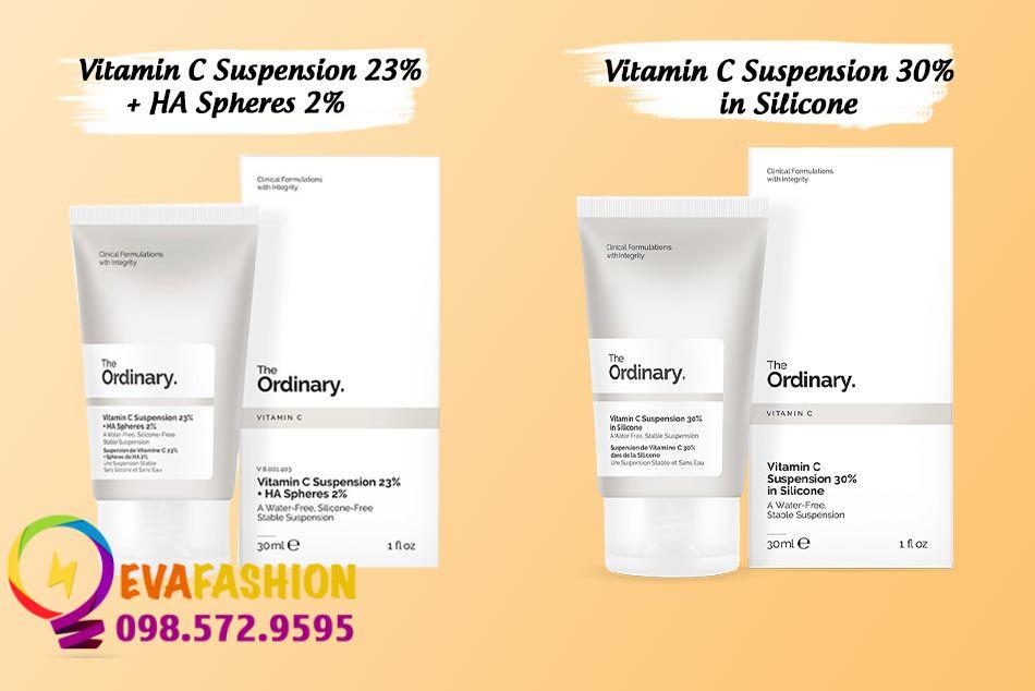 Tinh chất dưỡng trắng The Ordinary Vitamin C Suspension 30%/ 23% + 2%HA