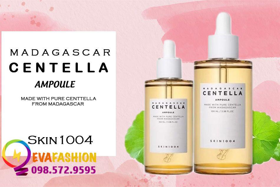 Tinh chất rau má Skin1004 Madagascar Centella Asiatica 100 Ampoule