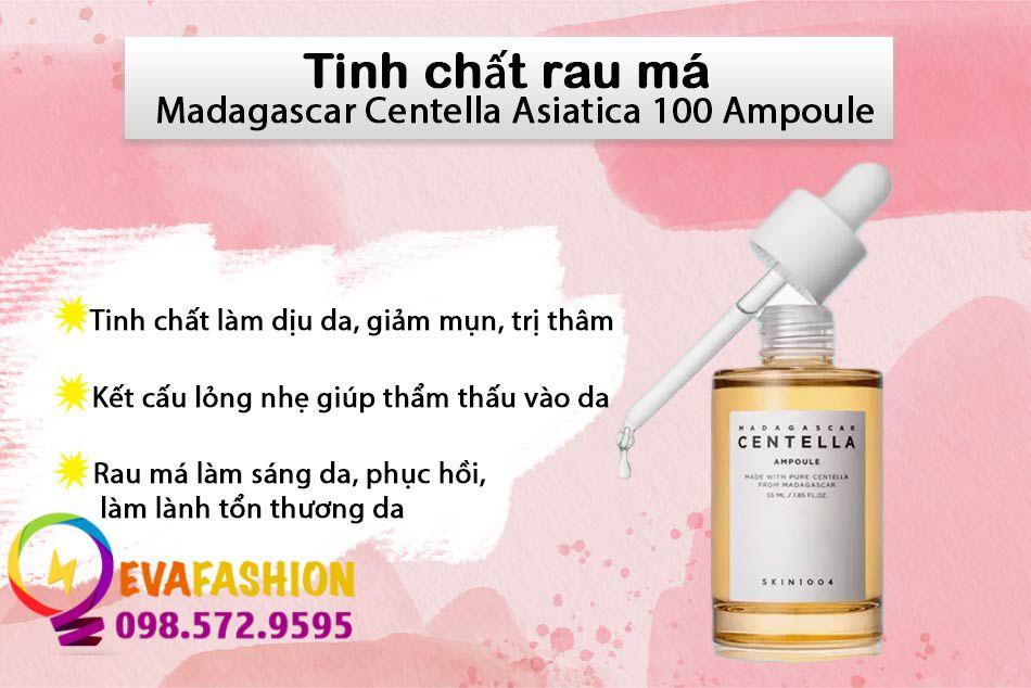 Tinh chất rau má của Skin1004 có công dụng gì?