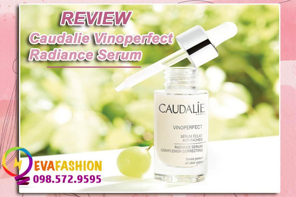 Review Caudalie Vinoperfect Radiance Serum