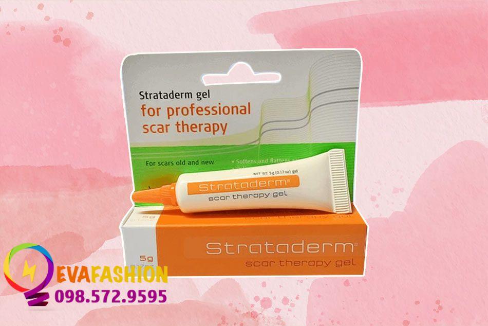 Kem trị sẹo thâm Strataderm