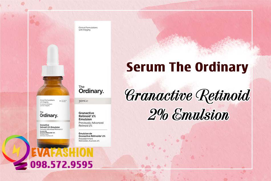 Serum The Ordinary Granactive Retinoid 2% Emulsion