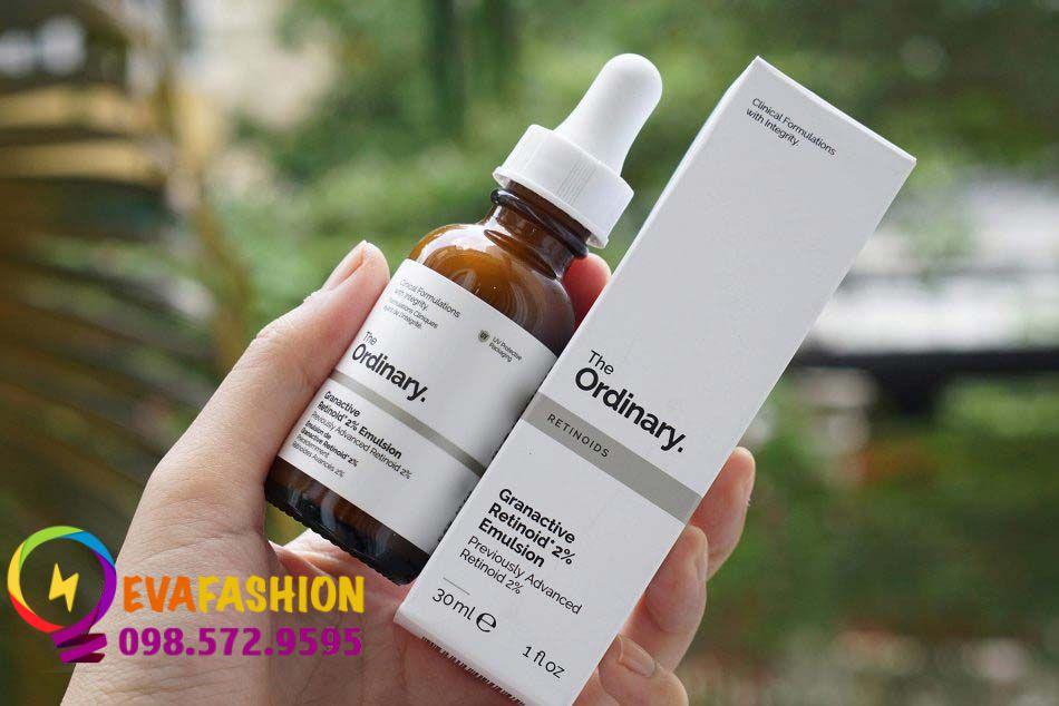 Serum The Ordinary Granactive Retinoid 2% Emulsion có tốt không ?