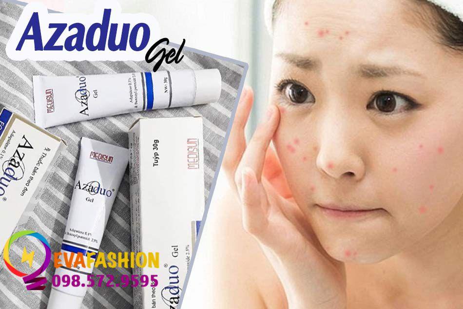 Azadou gel có tác dụng gì?