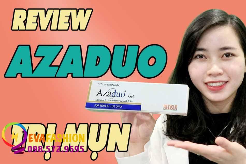 Phản hồi từ khách hàng sử dụng Azadou gel