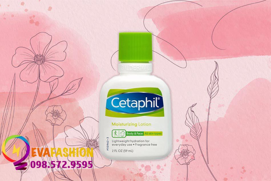 Cetaphil moisturizing lotion Face & Body all skin types 2 FL OZ (59ml)