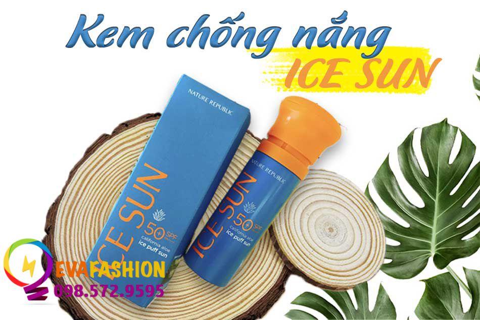 Kem chống nắng Ice Sun