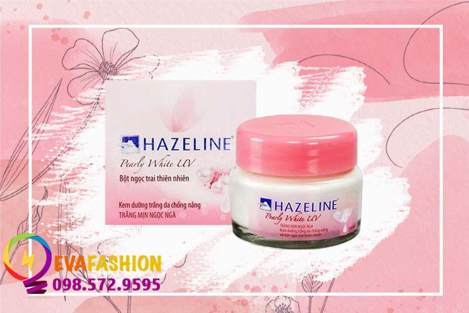 Kem dưỡng da Hazeline pearly White UV ngọc trai