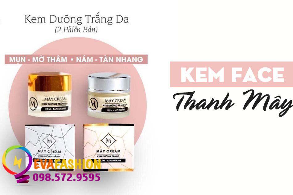 Kem face Thanh Mây