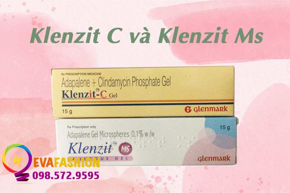 So sánh Klenzit C và Klenzit MS