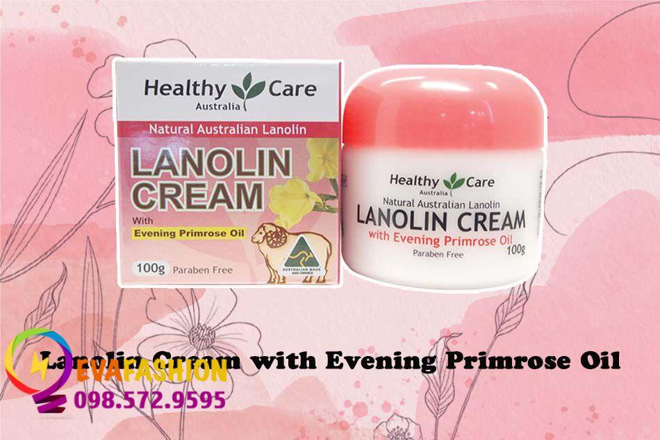 Kem cừu Lanolin Cream with Evening Primrose Oil