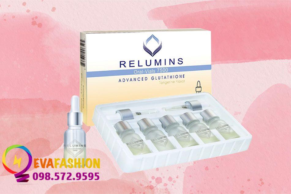 Sản phẩm Relumins Advanced Glutathione