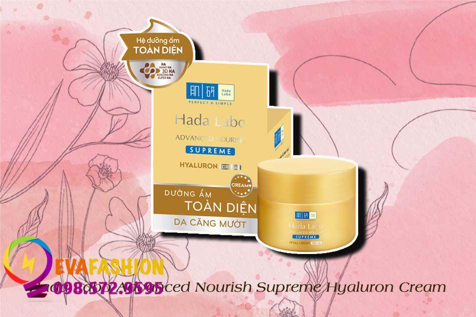 Hada Labo Advanced Nourish Supreme Hyaluron Cream