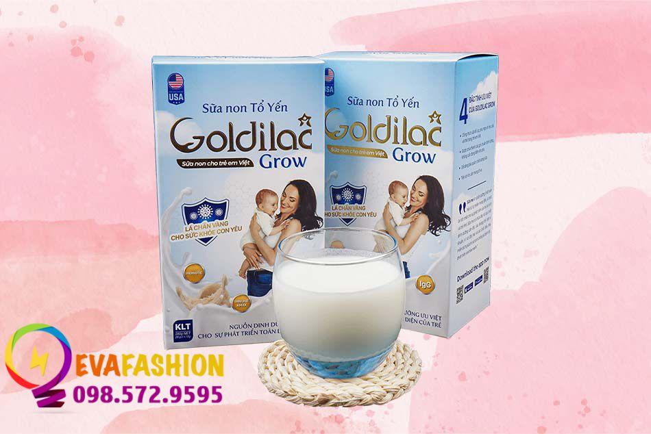 Hình ảnh Sữa non Goldilac Grow