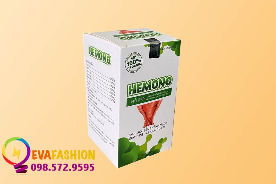 Viên uống teo trĩ Hemono
